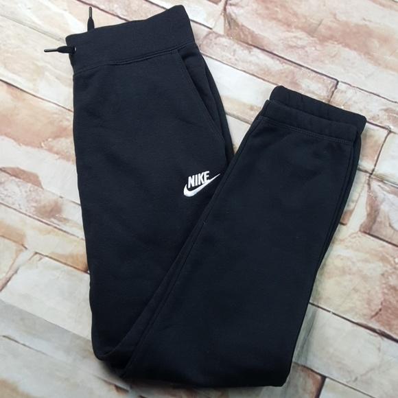 Nike NWT Girls Large Black Sweatpants 464cb2eb2